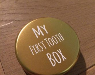 TOOTH BOX ROND